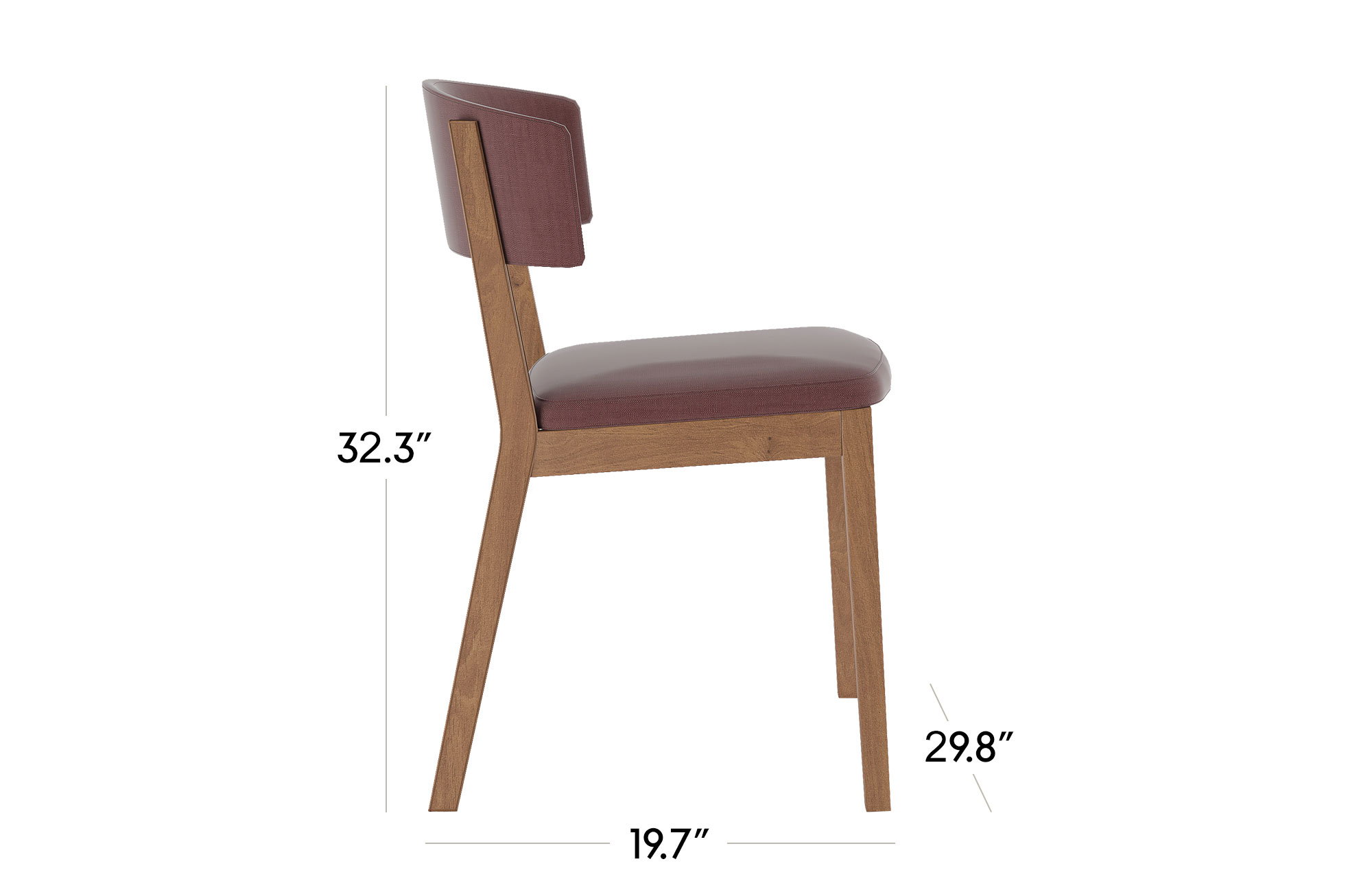 Viola Dining Chair - Set of 2