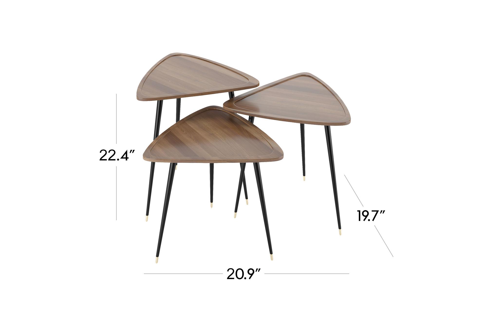 Forest Side Table Set