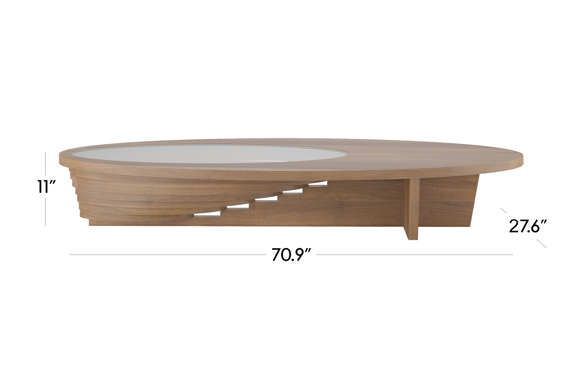 Berto Coffee Table