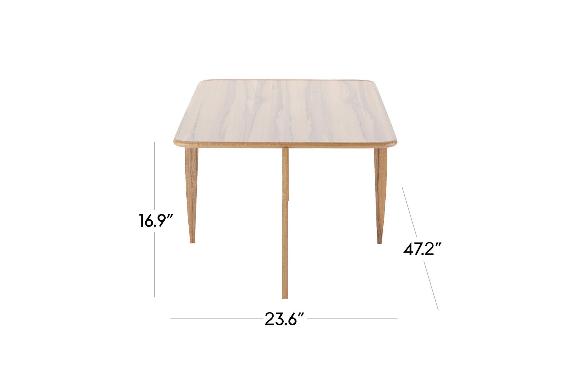 Ephesus Rectangle Coffee Table