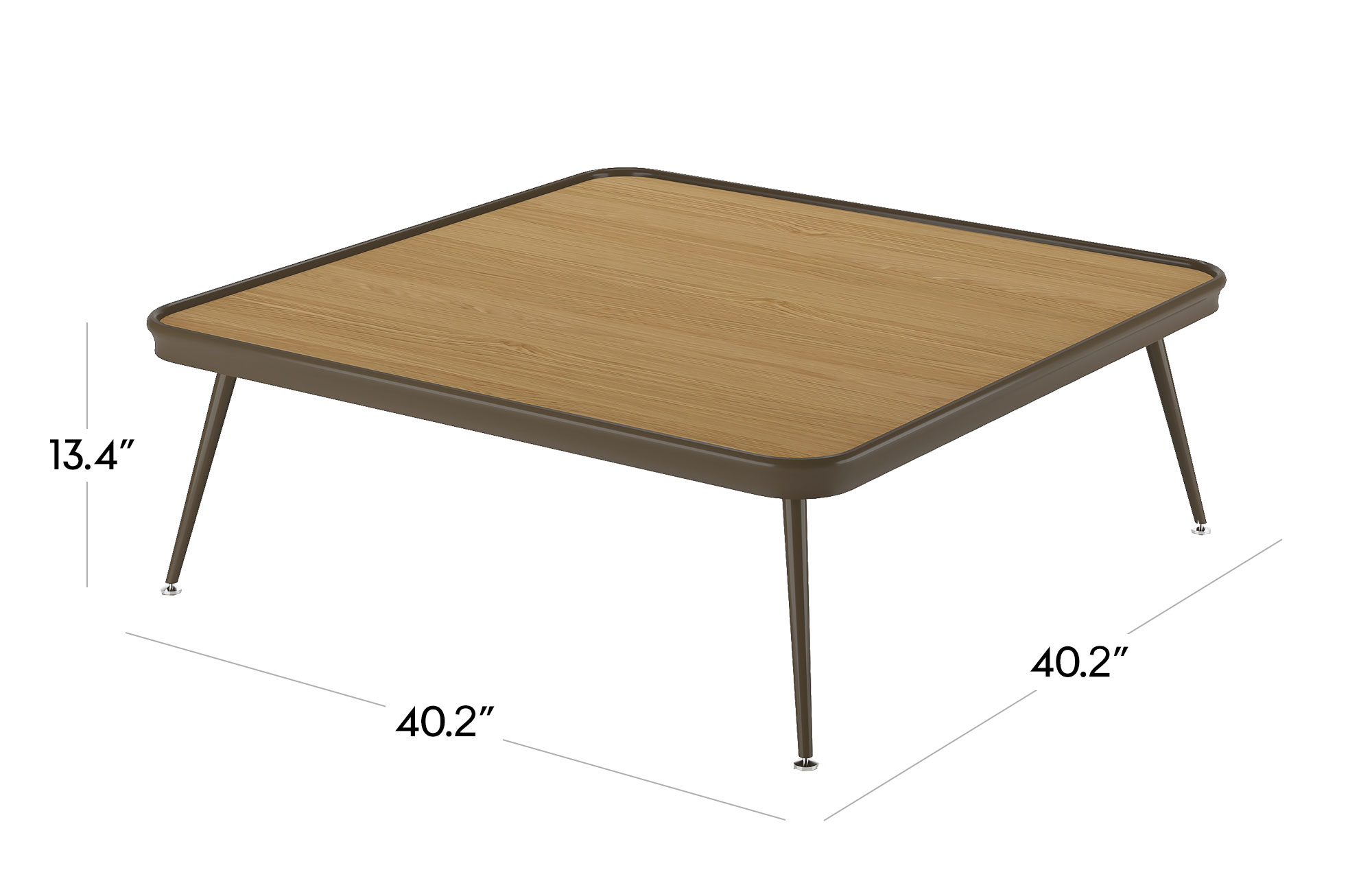 Fredo Square Coffee Table