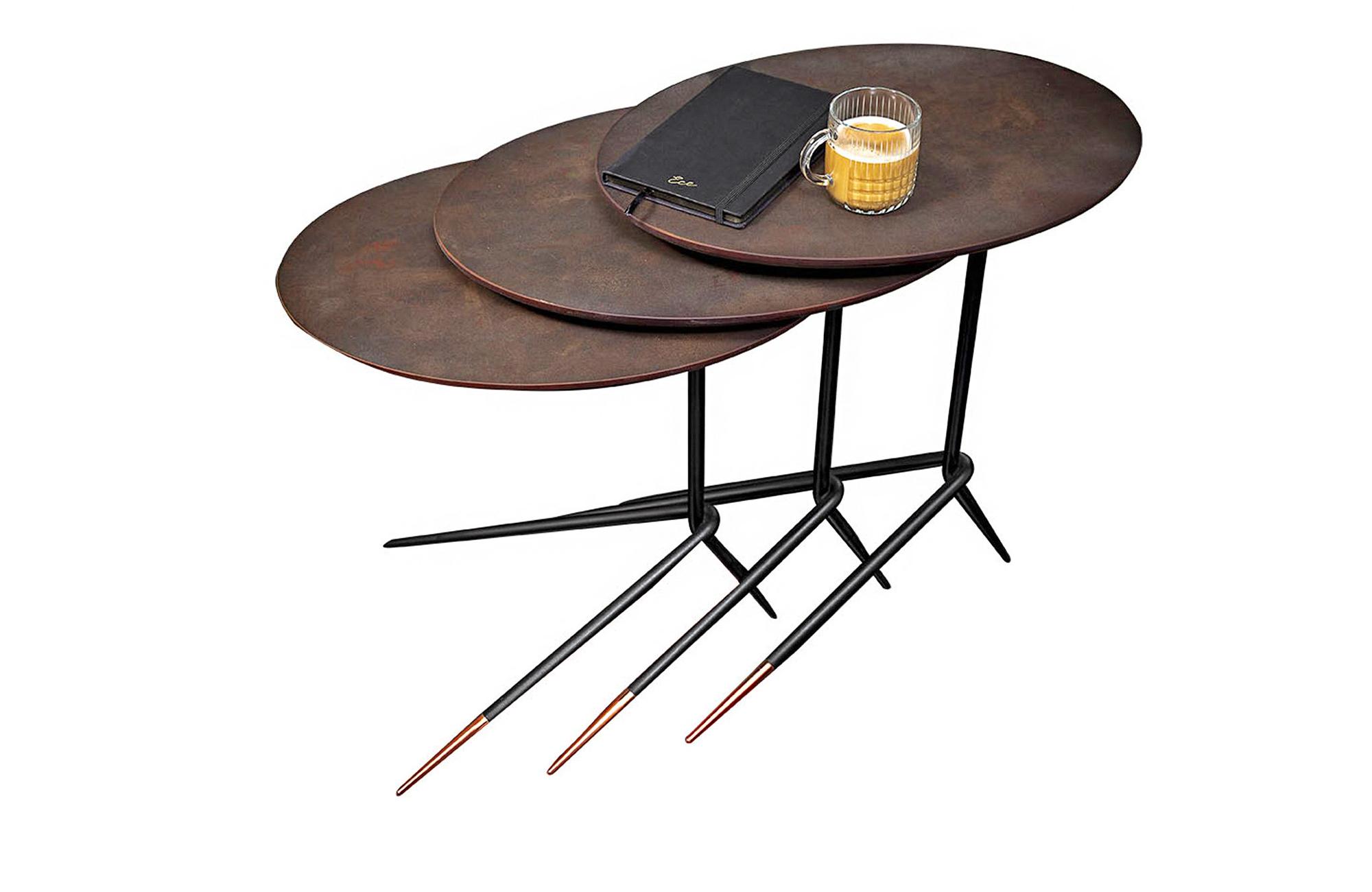 Bruna Side Table Set