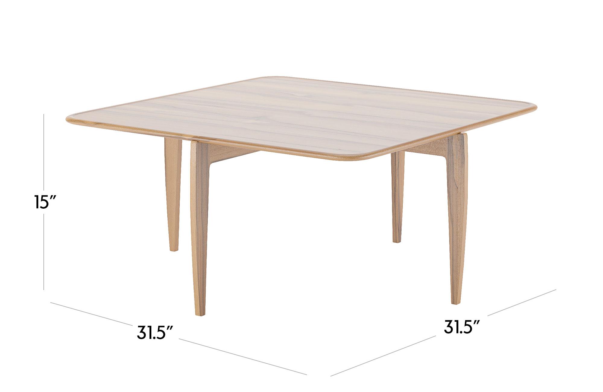 Ephesus Square Coffee Table