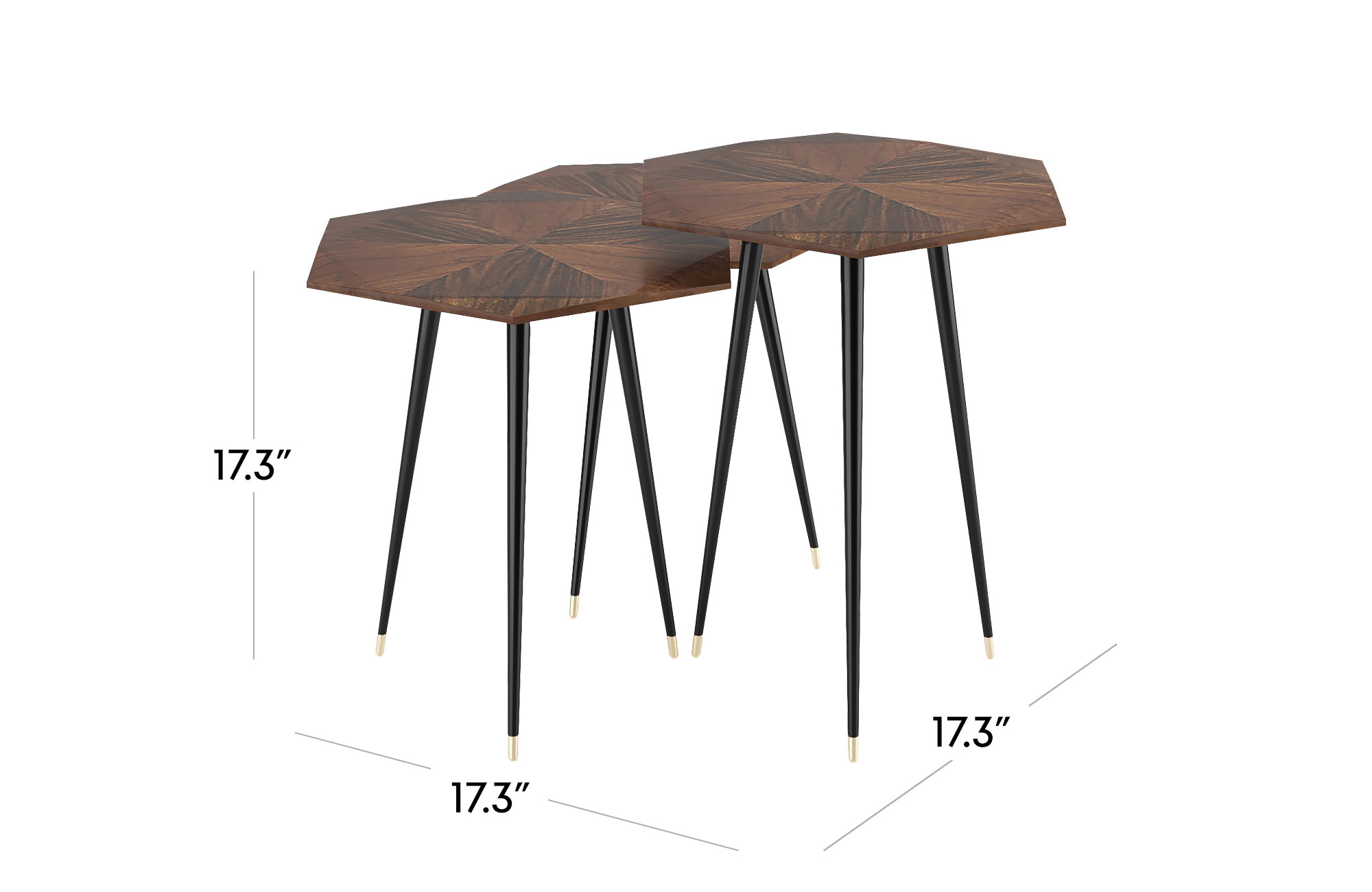 Gemma Side Table Set