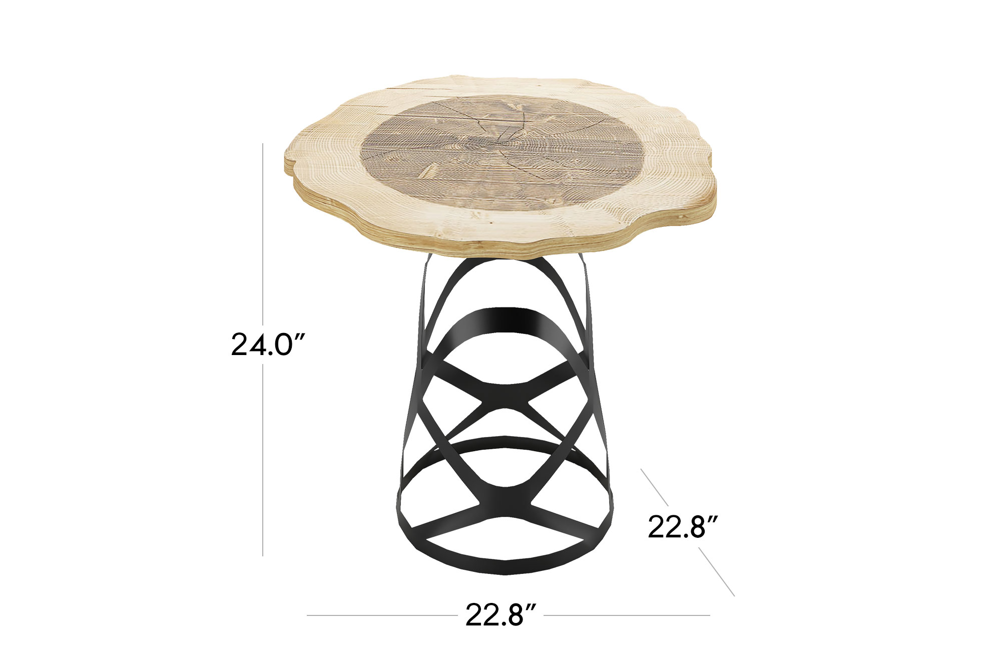 Gisella Side Table