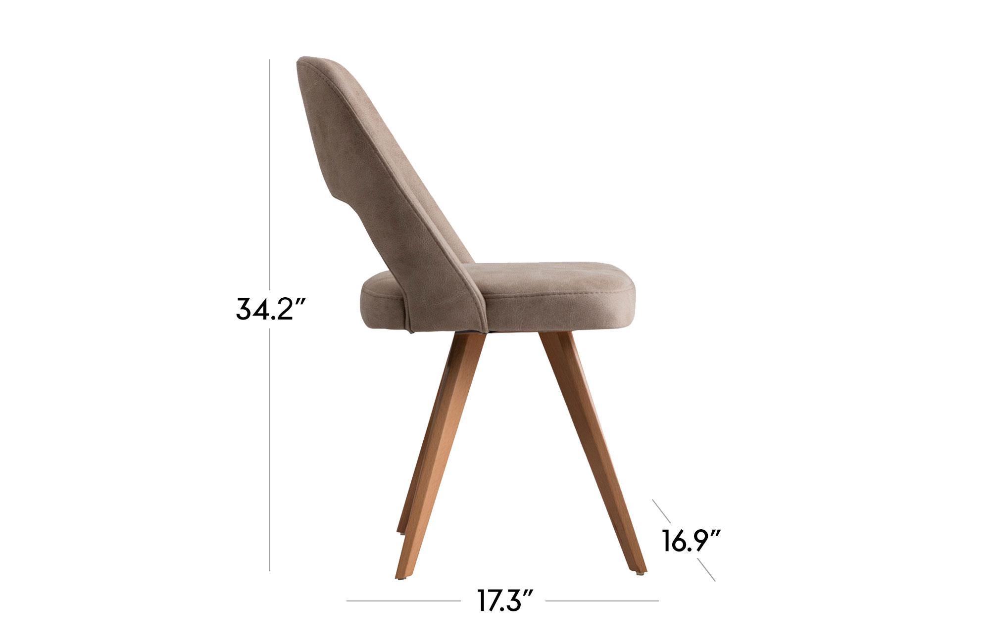 Marina Dining Chair - Set of 2