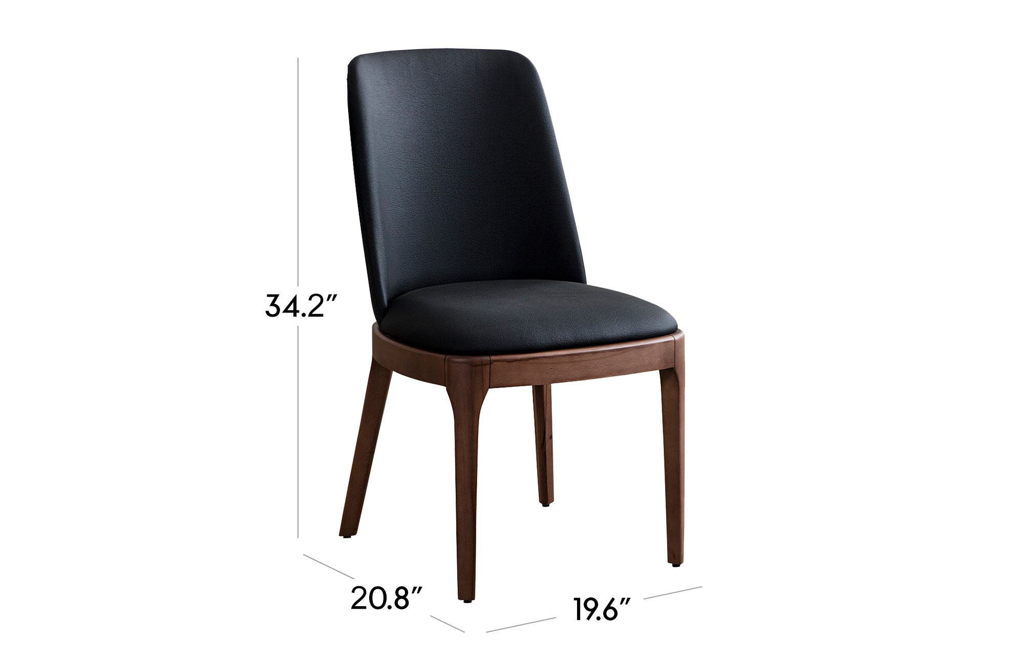 Sienna Dining Chair - Set of 2