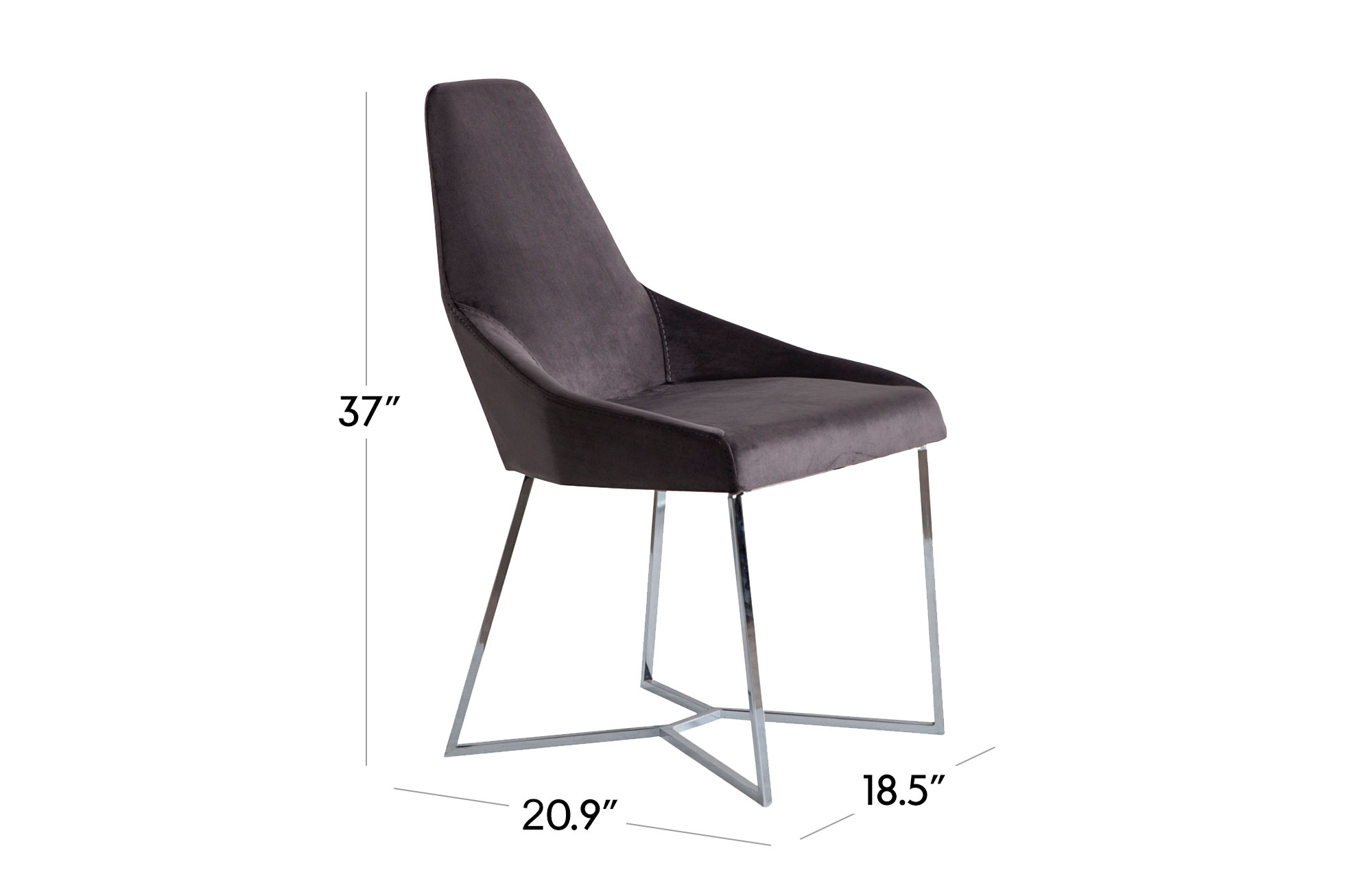 Abele Dining Chair - Set of 2