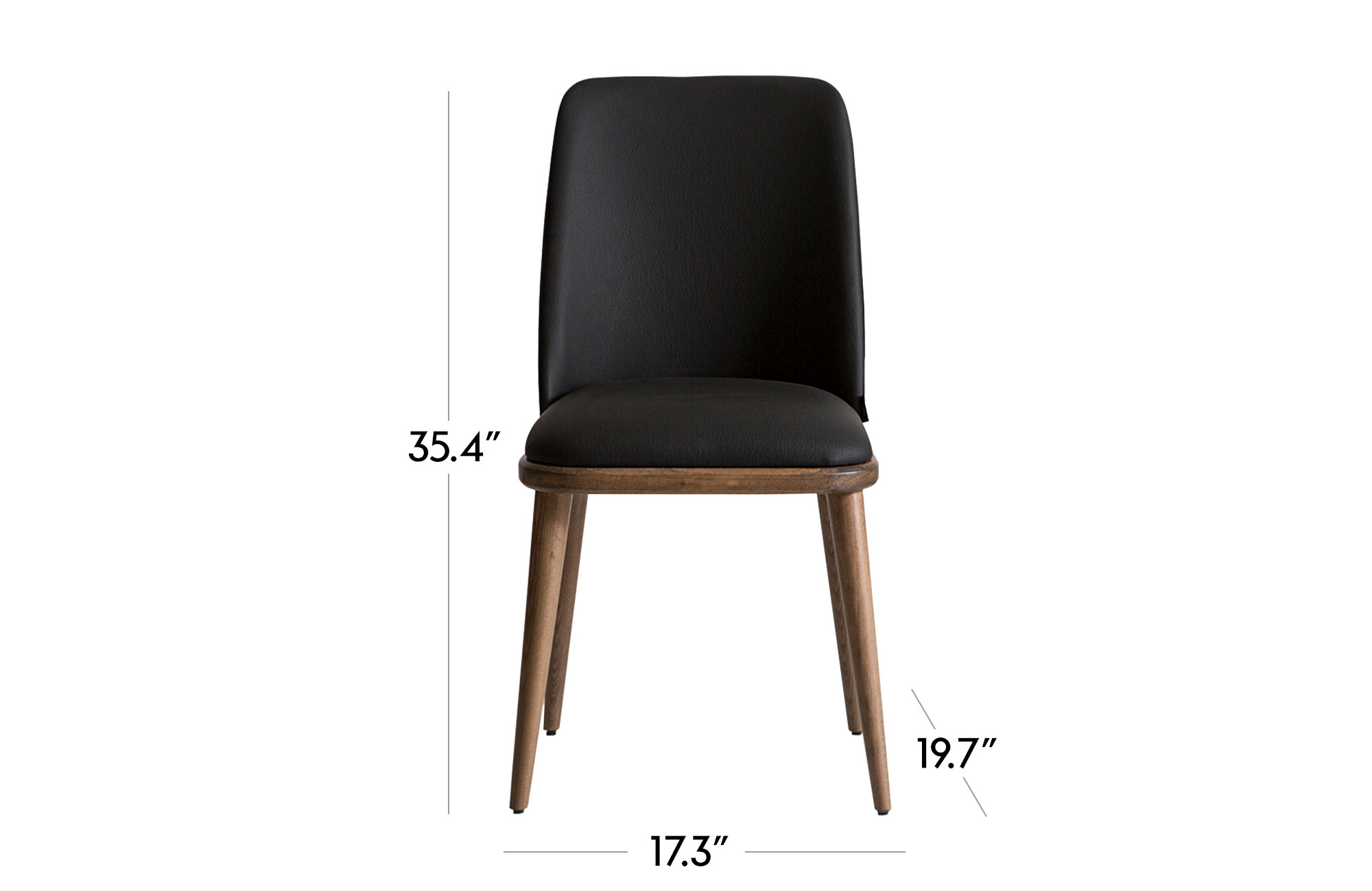 Peppe Dining Chair - Set of 2