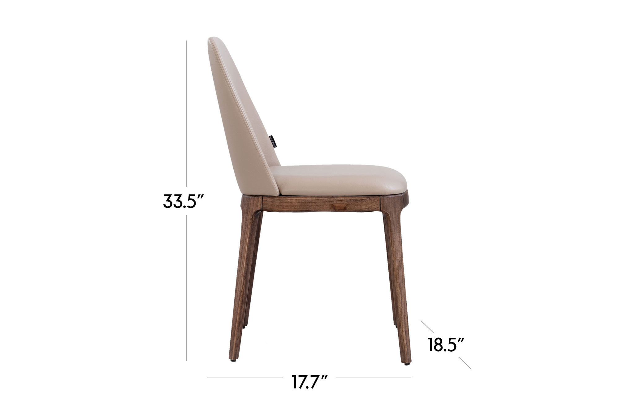 Bello Dining Chair - Set of 2