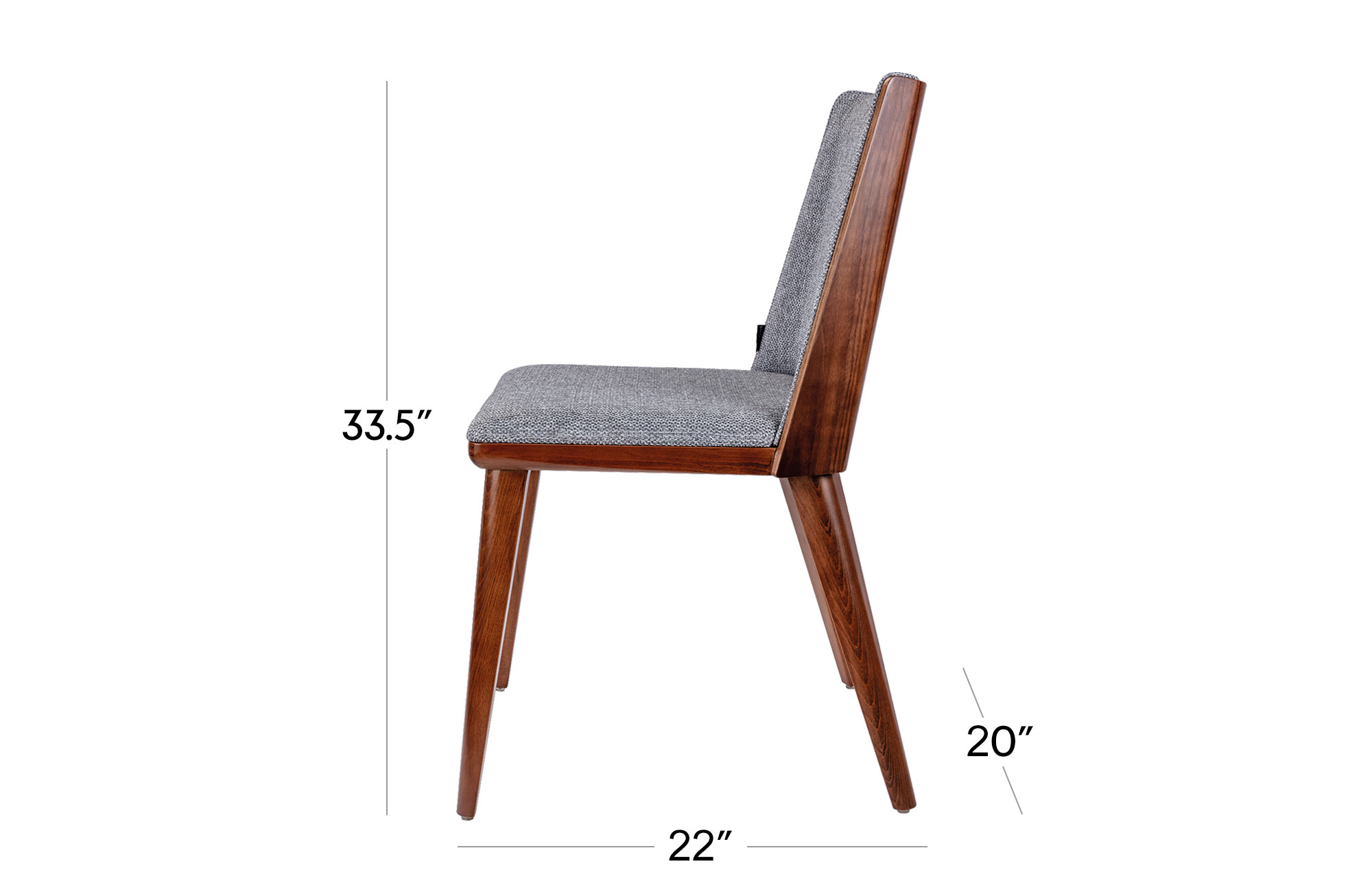 Orna Dining Chair - Set of 2