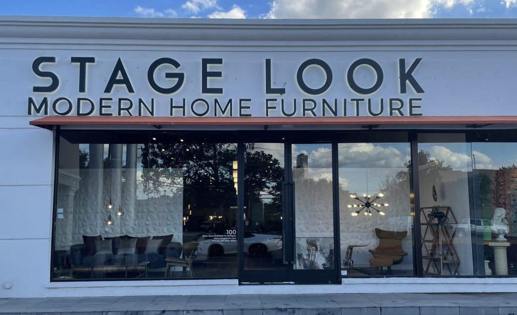 Furniture store in Houston Texas