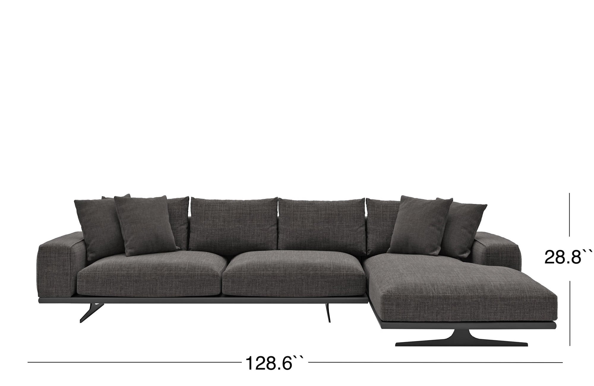 Fiero Sectional Sofa