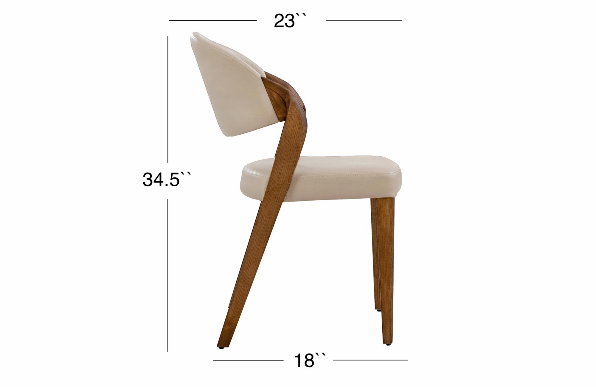 Pandora Dining Chair - Beige