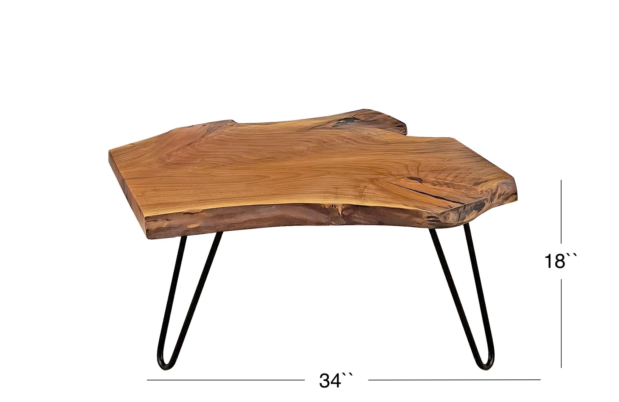 Marisa Coffee Table - Round